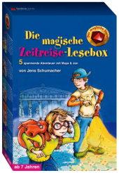Der magische Stein von Jens Schumacher im Schuber