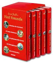 Fünf Freunde von Enid Blyton im Schuber