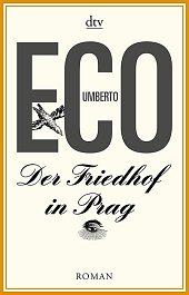 Der Friedhof in Prag von Umberto Eco