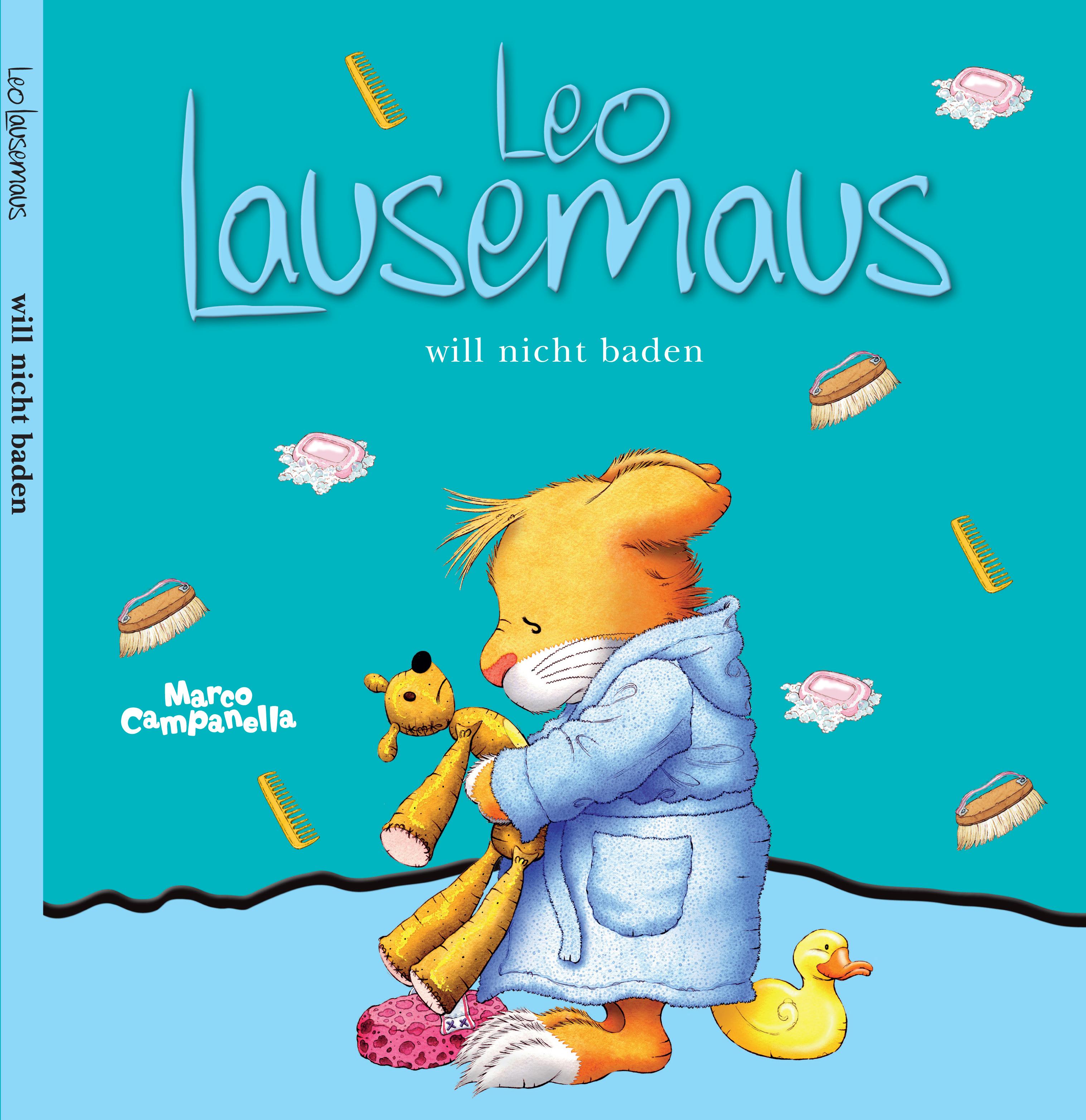 leo lausemaus will nicht baden | buchwelt.de