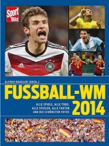 WM Bücher - Sportbild Fußball-WM 2014