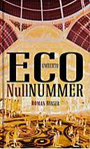 Umberto Eco - Nullnummer